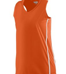 Augusta Sportswear 1183 Girls' Winning Streak Racerback Jersey