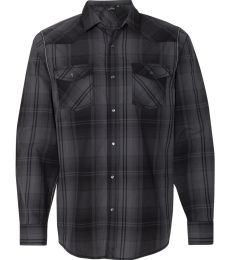 Burnside 8206 Long Sleeve Western Shirt