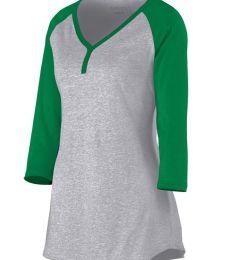 Augusta Sportswear 1263 Women's Rave Henley
