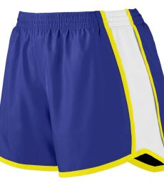 Augusta Sportswear 1266 Girls' Pulse Team Short