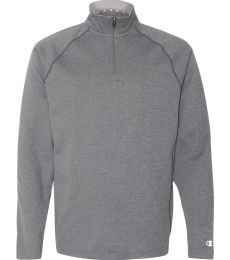 S230 Champion 5.4 oz. Performance Colorblock Quarter-Zip Pullover