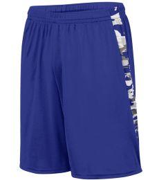 Augusta Sportswear 1433 Youth Mod Camo Training Short