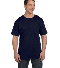 5190 Hanes® Beefy®-T with Pocket