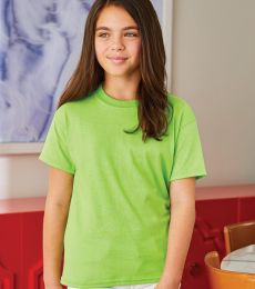 5370 Hanes® Heavyweight 50/50 Youth T-shirt