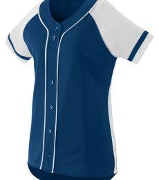 Augusta Sportswear 1666 Girls' Winner Jersey
