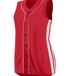 Augusta Sportswear 1669 Girls' Sleeveless Winner Jersey