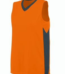 Augusta Sportswear 1714 Women's Block Out Jersey