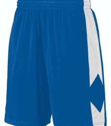Augusta Sportswear 1716 Youth Block Out Short