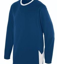 Augusta Sportswear 1718 Youth Block Out Long Sleeve Jersey
