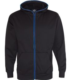 197 8668 Glow Full Zip Hood
