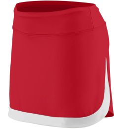 Augusta Sportswear 2410 Women's Action Color Block Skort