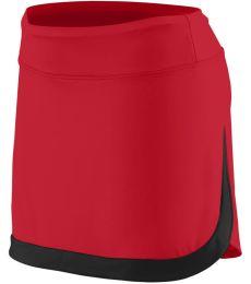 Augusta Sportswear 2411 Girls' Action Color Block Skort