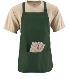 Augusta Sportswear 4250 Medium Length Apron with Pouch