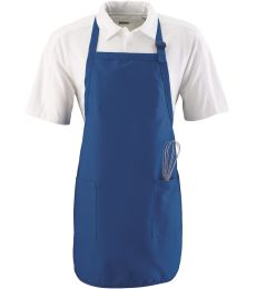 Augusta Sportswear 4350 Full Length Apron with Pockets