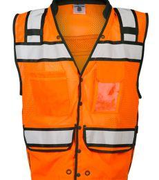 ML Kishigo S5006-5007 High Performance Surveyors Snap Vest