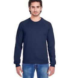 5454W Unisex California Fleece Raglan