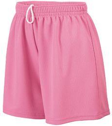 960 Ladies Wicking Mesh Short