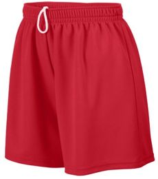 Augusta Sportswear 961 Girls' Wicking Mesh Short