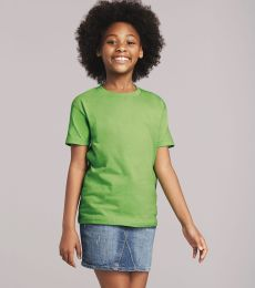 Augusta Sportswear 551 Girls' Sleeveless Two-Button Softball Jersey