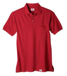 5521 Dickies Blended Polo with Pocket