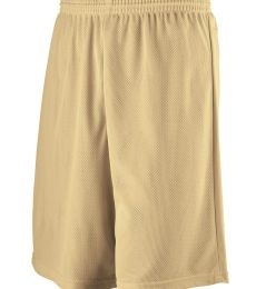Augusta Sportswear 738 Longer Length Mini Mesh League Short