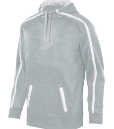 Augusta Sportswear 5555 Youth Stoked Tonal Heather Hoodie