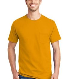 5590 Hanes® Pocket Tagless 6.1 T-shirt - 5590