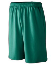 Augusta Sportswear 802 Longer Length Wicking Mesh Athletic Short