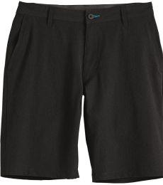 Burnside 9820 Hybrid Stretch Shorts