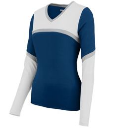Augusta Sportswear 9211 Girls' Cheerflex Rise Up Shell