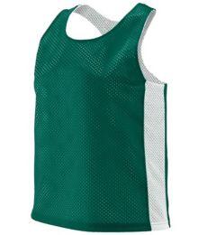 Augusta Sportswear 968 Women's reversible Tricot Mesh Lacrosse Tank