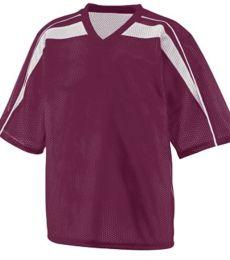 Augusta Sportswear 9721 Youth Crease Reversible Jersey