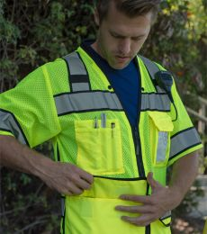 ML Kishigo S5014-15 High Performance Surveyors Vest