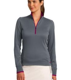 578674 Nike Golf Ladies Dri-FIT 1/2-Zip Cover-Up