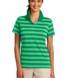 578678 Golf Ladies Dri-FIT Tech Stripe Polo