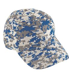Augusta Sportswear 6208 Digi Camo Cotton Twill Cap