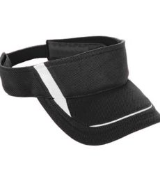 Augusta Sportswear 6275 Adjustable Wicking Mesh Edge Visor