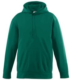 Augusta Sportswear 5506 Youth Wicking Fleece Hooded Sweatshirt