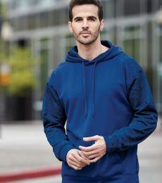 Badger Sportswear 1461 Sport Tonal Blend Fleece Hood