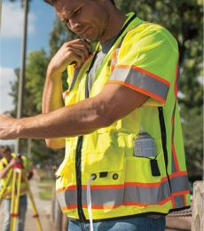 ML Kishigo S5010-5011 Professional Surveyors Vest