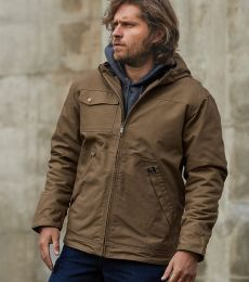 DRI DUCK 5065 Yukon Canvas Hooded Jacket