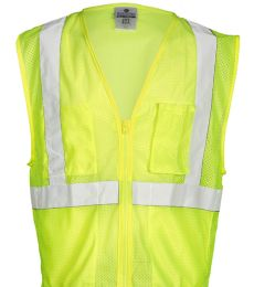 ML Kishigo FM419-420 Self Extinguishing Mesh Vest