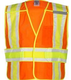 ML Kishigo 1166-1167 4 Season Adjustable Mesh Vest