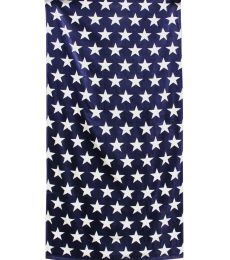 Carmel Towel Company C3060STAR Stars and Stripes Towel