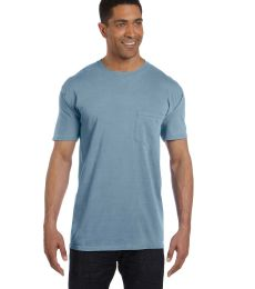 6030 Comfort Colors - Pigment-Dyed Short Sleeve Shirt with a Pocket