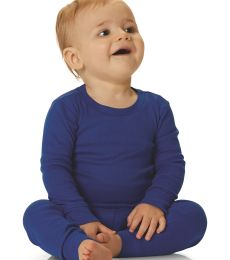 Rabbit Skins 102Z Baby Rib Infant Pajama Pants