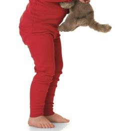 Rabbit Skins 202Z Baby Rib Toddler Pajama Pants
