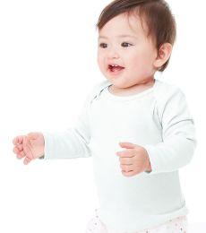 CANVAS 105 Baby Rib Long-Sleeve T-Shirt