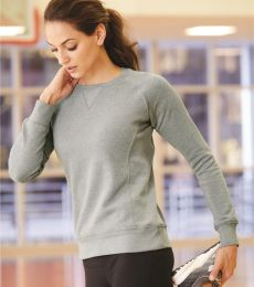 Russel Athletic LF3YHX Women's Lightweight Crewneck Sweatshirt