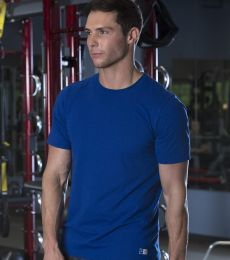 Russel Athletic 64STTM Essential 60/40 Performance Tee